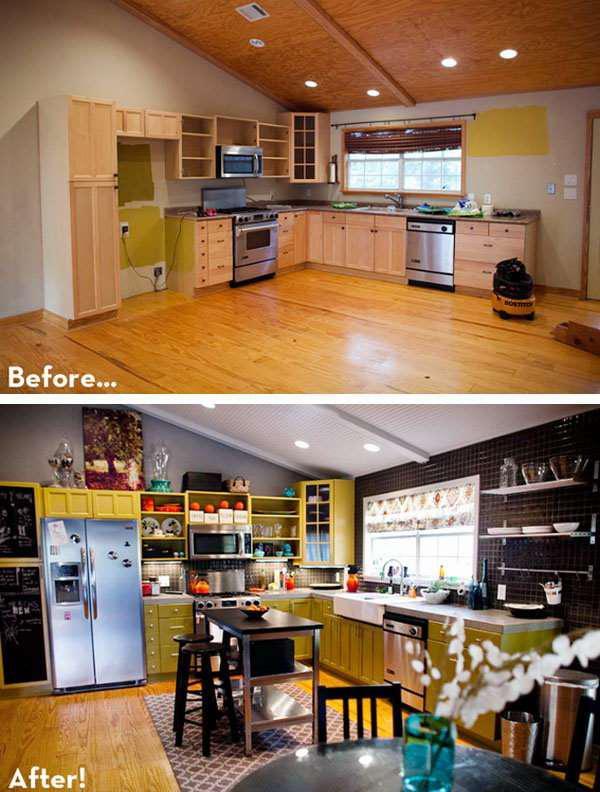 image27-4 | 25 идей переделки старой кухонной мебели