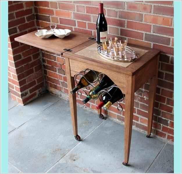 image3-3 | Что можно сделать из старого столика от швейной машинки
