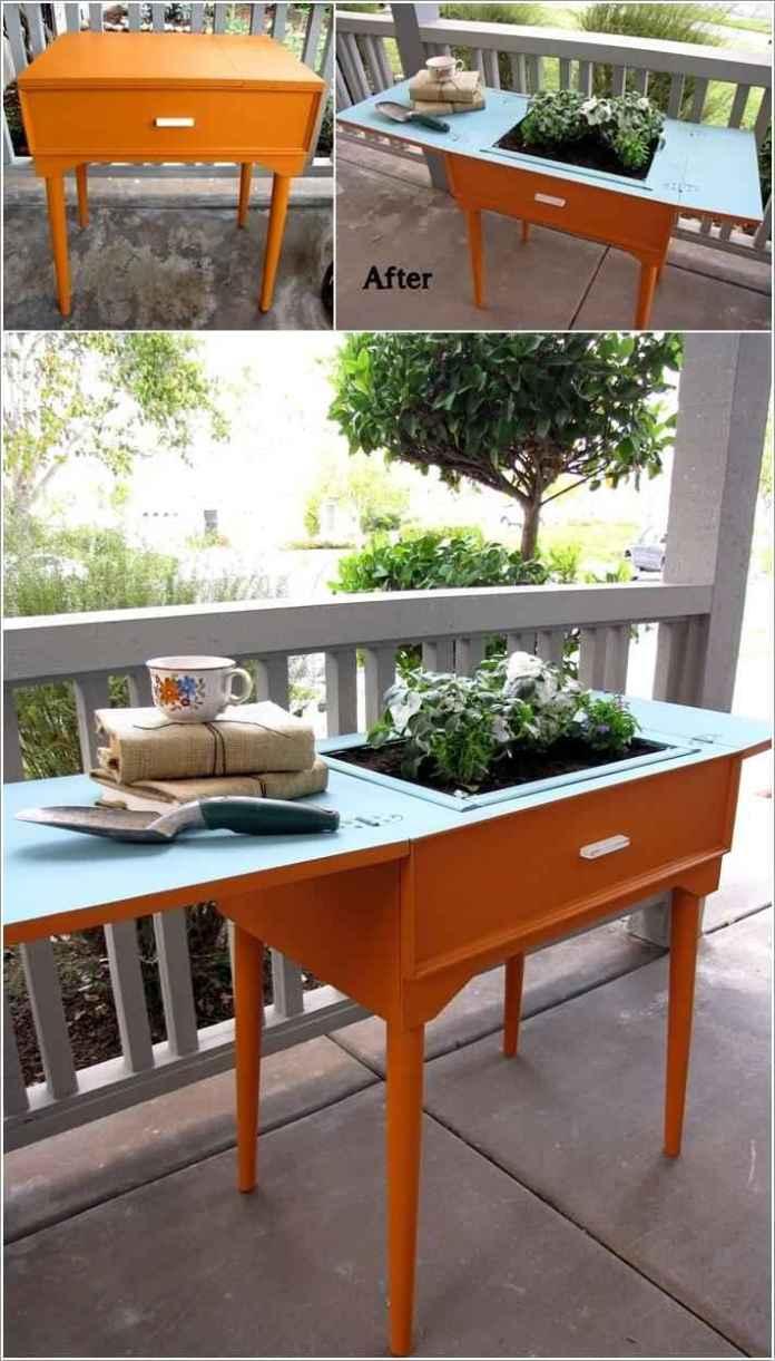 image4-3 | Что можно сделать из старого столика от швейной машинки