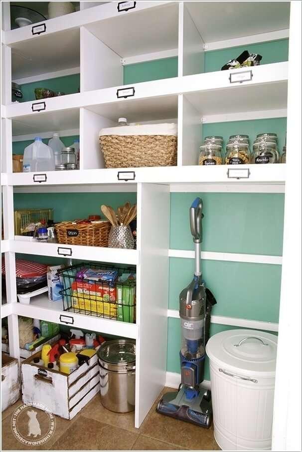 image5-86 | 10 идей хранения пылесоса в маленькой квартире