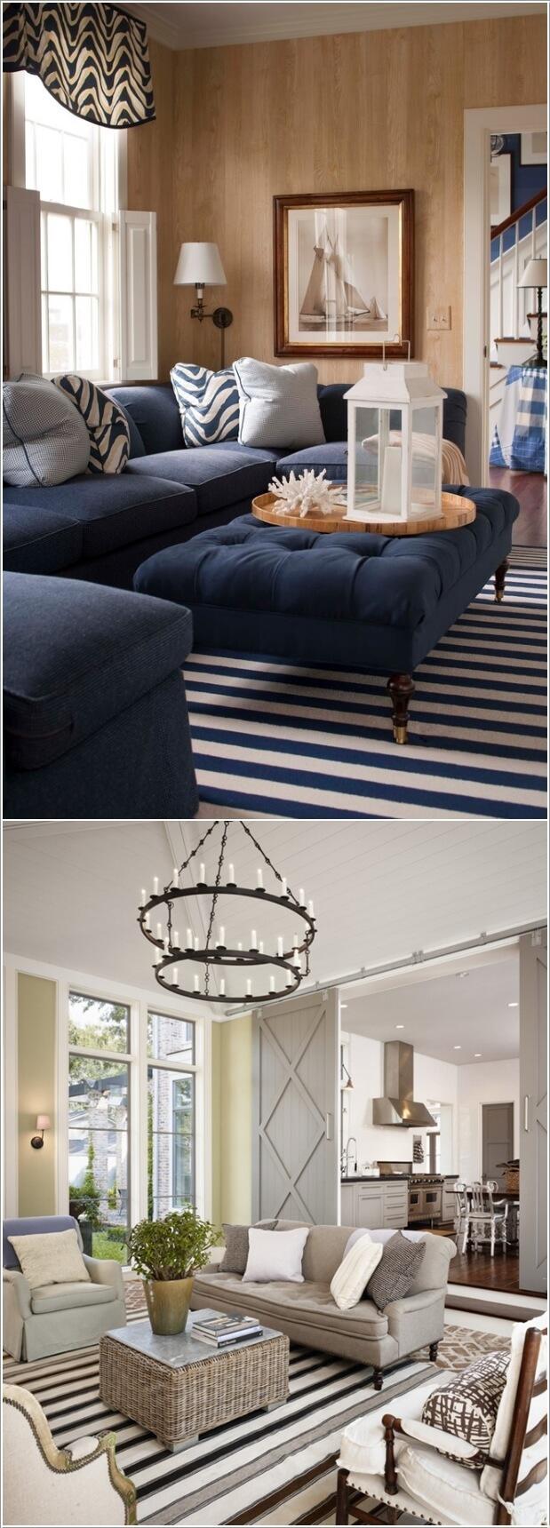 image6-91   10 способов визуально увеличить маленькую гостиную
