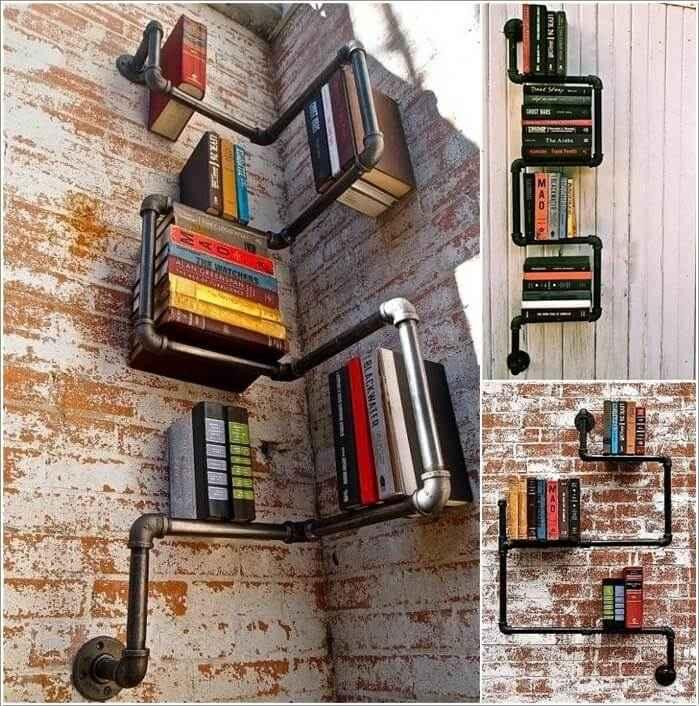 image7-19 | 10 идей книжных шкафов из старья