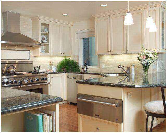 image7-43 | 10 способов зрительно расширить маленькую кухню