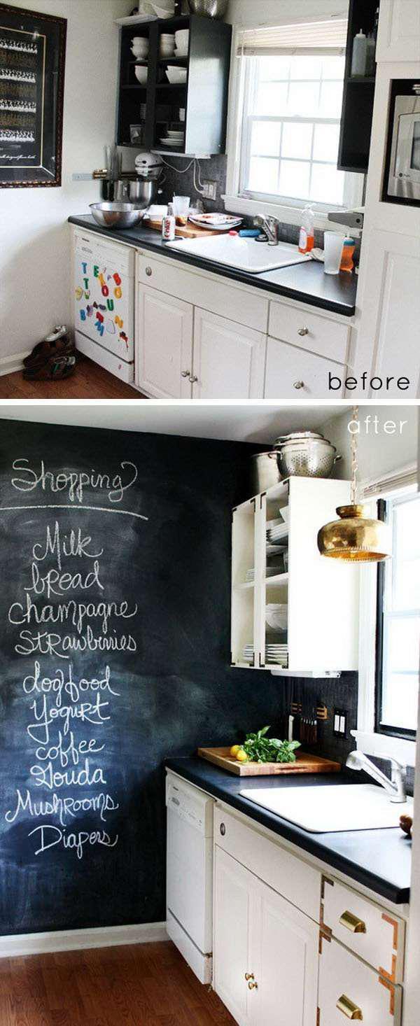 image7-76 | 25 идей переделки старой кухонной мебели