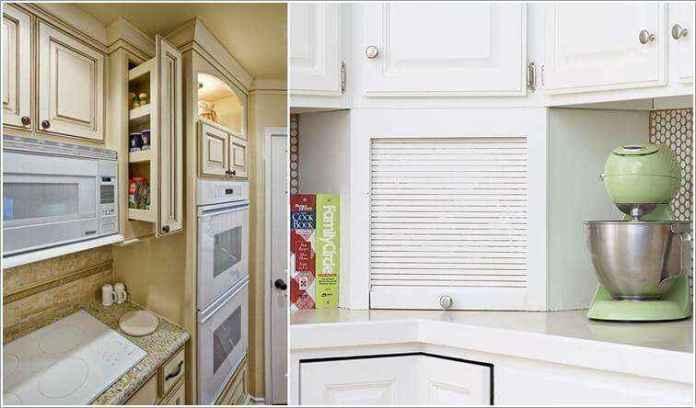 image8-42 | 10 способов зрительно расширить маленькую кухню