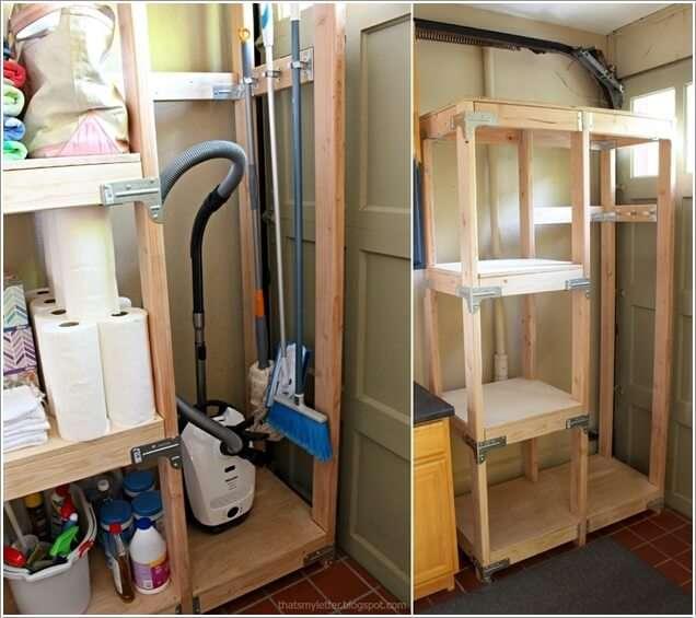 image8-80 | 10 идей хранения пылесоса в маленькой квартире