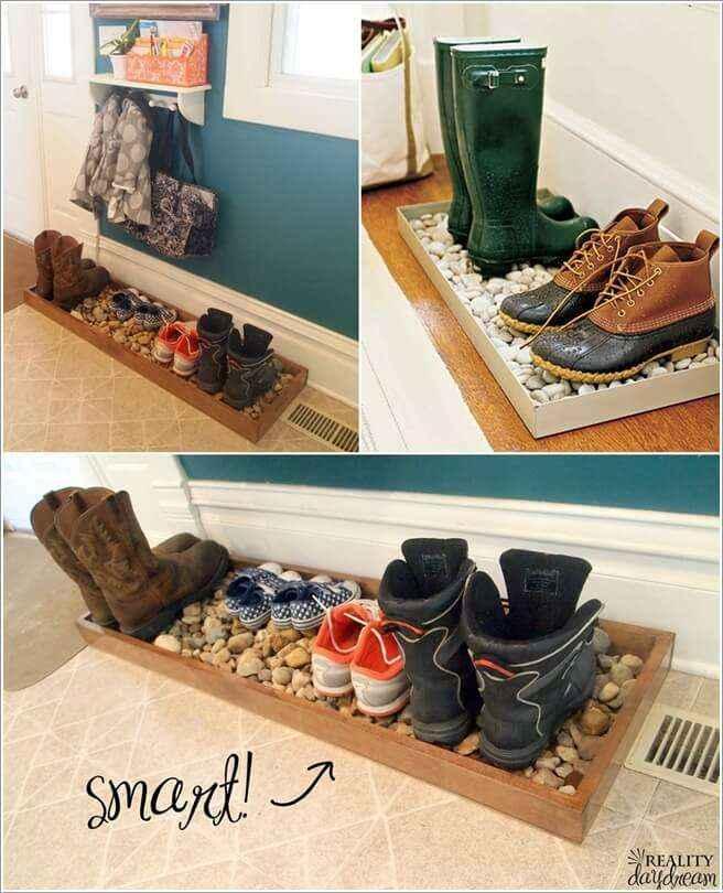image9-43   10 оригинальных способов хранения обуви