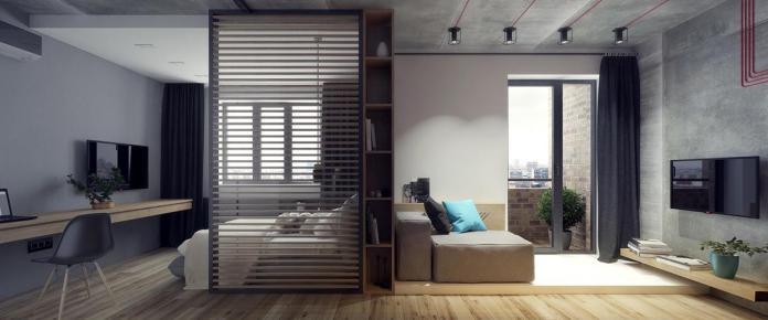 image1-12 | Дизайн интерьера небольшой квартиры для молодой пары