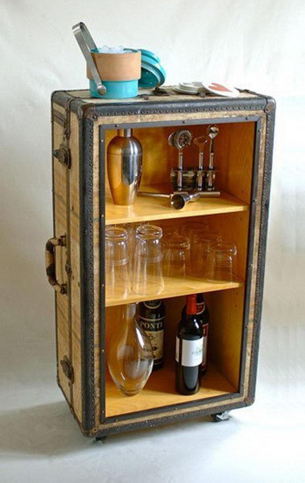 image1-31   Творческие идеи использования старых чемоданов