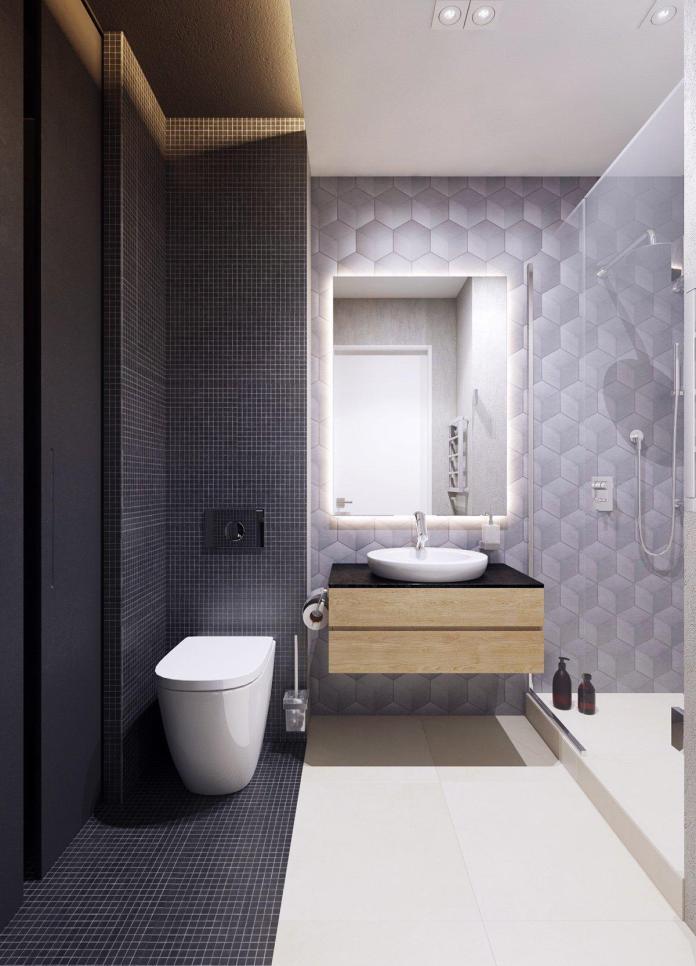 image10-11 | Дизайн интерьера небольшой квартиры для молодой пары
