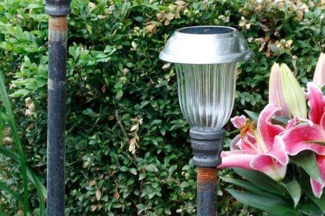 image11-41   Как сделать необычные садовые фонари своими руками