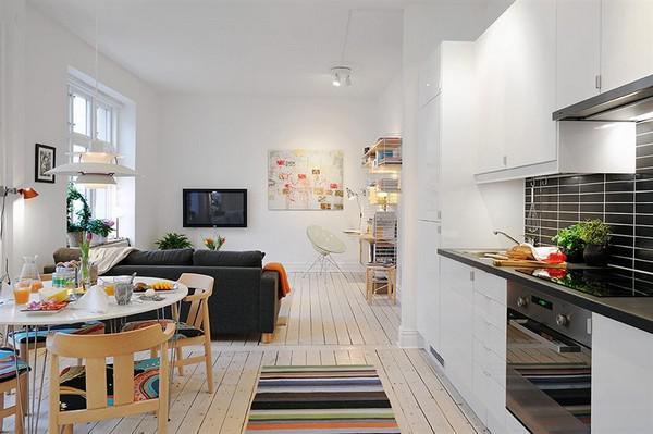 image19-15   30 лучших идей дизайна небольших квартир