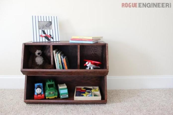image19-5 | 20 простых и доступных идей хранения игрушек