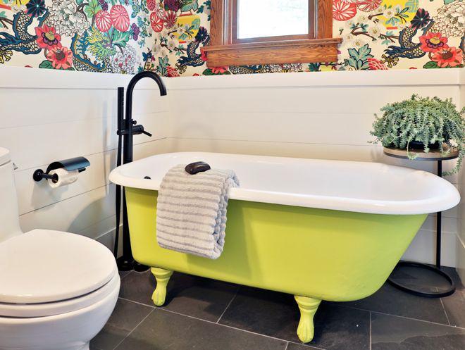 image3-66 | 10 способов обновить ванную при помощи краски