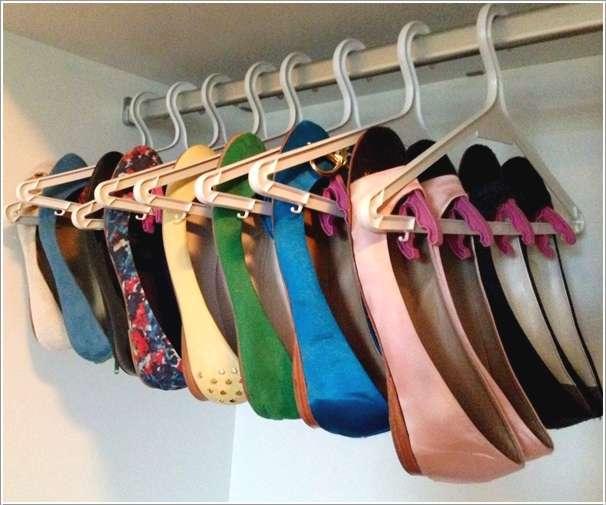 image4-58 | 5 нестандартных способов использовать вешалку для одежды