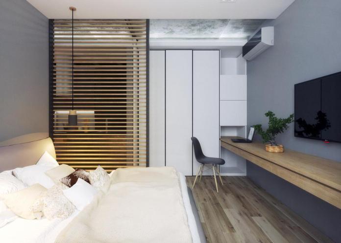 image6-12 | Дизайн интерьера небольшой квартиры для молодой пары