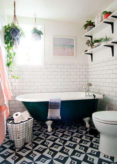 image6-62 | 10 способов обновить ванную при помощи краски