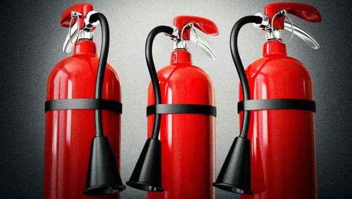 ogn1   Техническое обслуживание огнетушителей