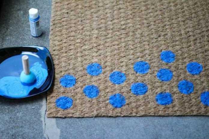 image10-68   Необычные идеи ковриков перед дверью