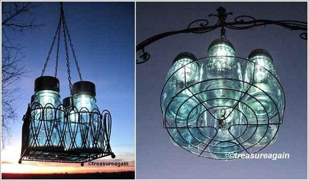 image15-1 | 15 идей нестандартного оформления садовых фонарей