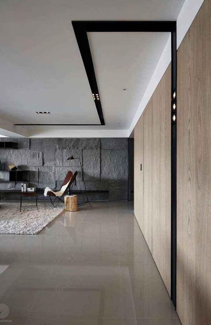 image15-9 | 30 примеров потолков из гипсокартона