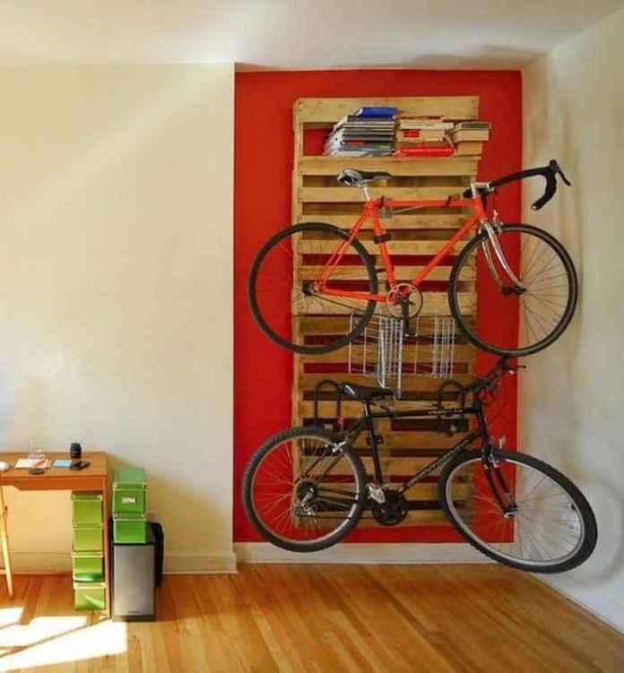 image3-26 | Как сделать стойку для велосипедов из поддонов