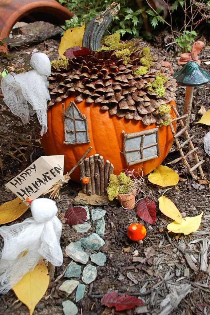 image3-47 | Очаровательные домики фей из тыквы