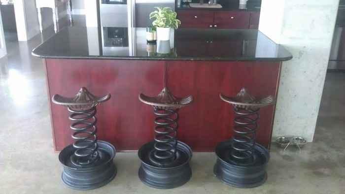 image4-32 | Барные стулья из автозапчастей в стиле лофт своими руками