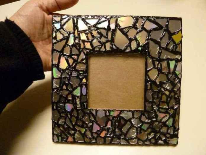 image4-43   Декор из разбитого зеркала