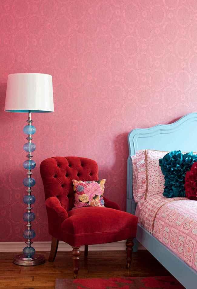 image43 | 60 оттенков розового в интерьере