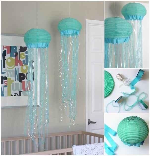image5-12   10 способов украсить дом и сад бумажными фонариками