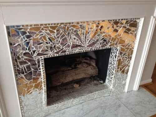image5-41   Декор из разбитого зеркала