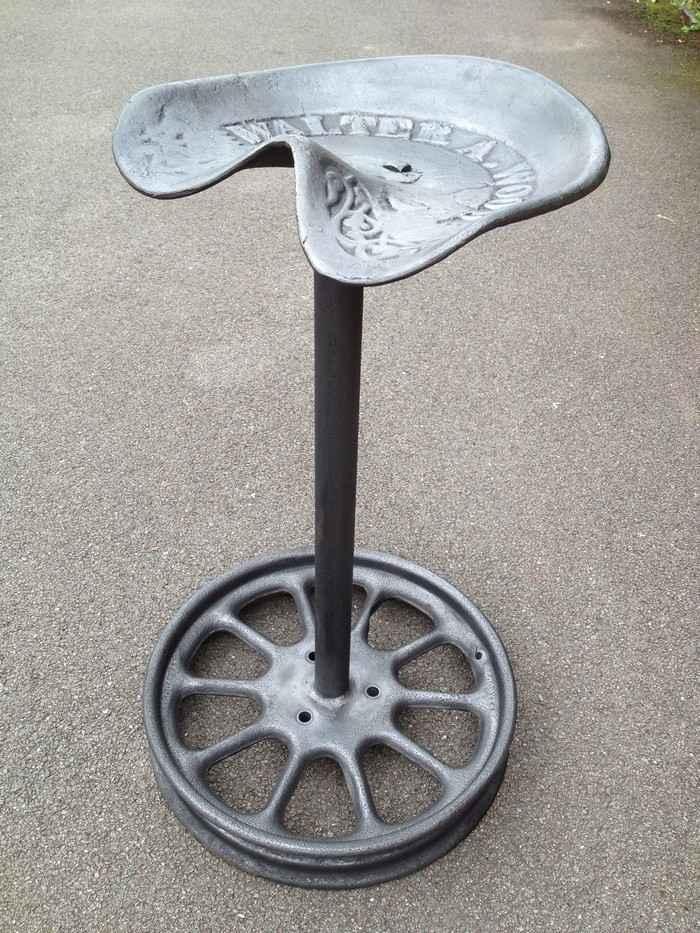 image7-31 | Барные стулья из автозапчастей в стиле лофт своими руками