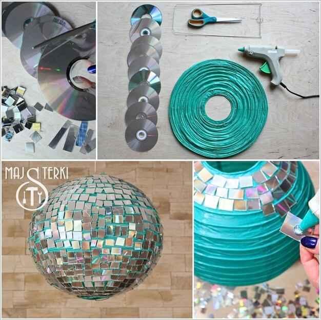 image8-12   10 способов украсить дом и сад бумажными фонариками
