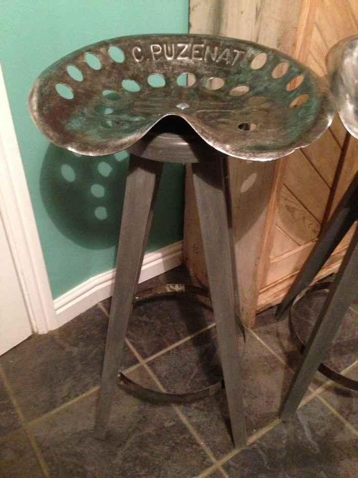 image8-31 | Барные стулья из автозапчастей в стиле лофт своими руками