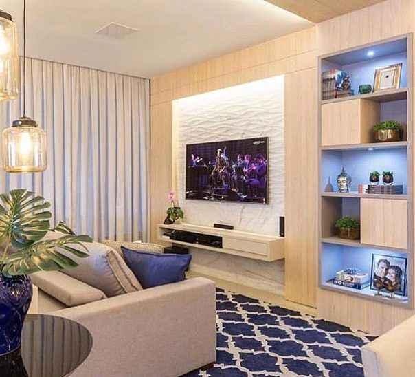 image8-60   30 идей дизайна маленьких гостиных