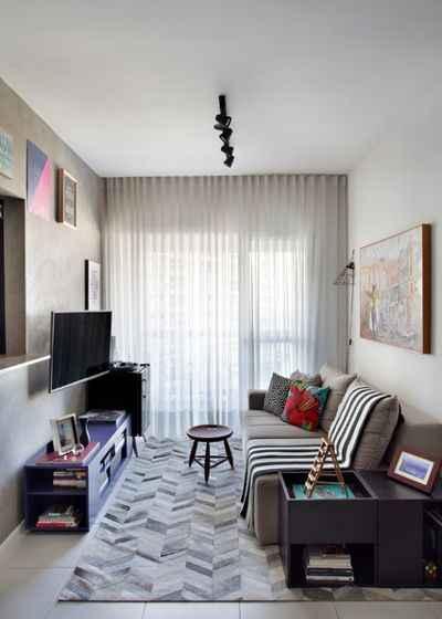 image8-67   Как комбинировать мебель в небольшой комнате