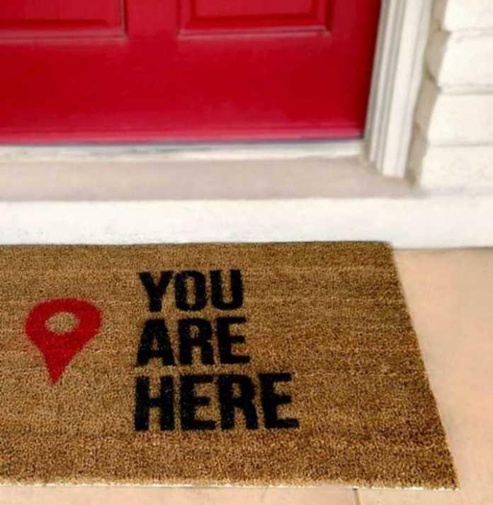 image8-73   Необычные идеи ковриков перед дверью