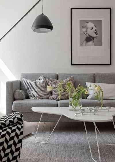 image9-66   Как комбинировать мебель в небольшой комнате