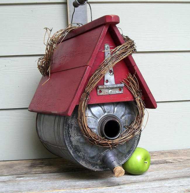image1-24 | Удивительные домики для птиц которые можно сделать своими руками