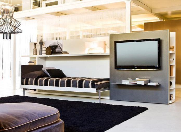image11-39 | Идеи которые помогут спрятать гостевую кровать