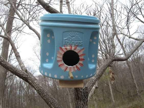 image12-14 | Удивительные домики для птиц которые можно сделать своими руками