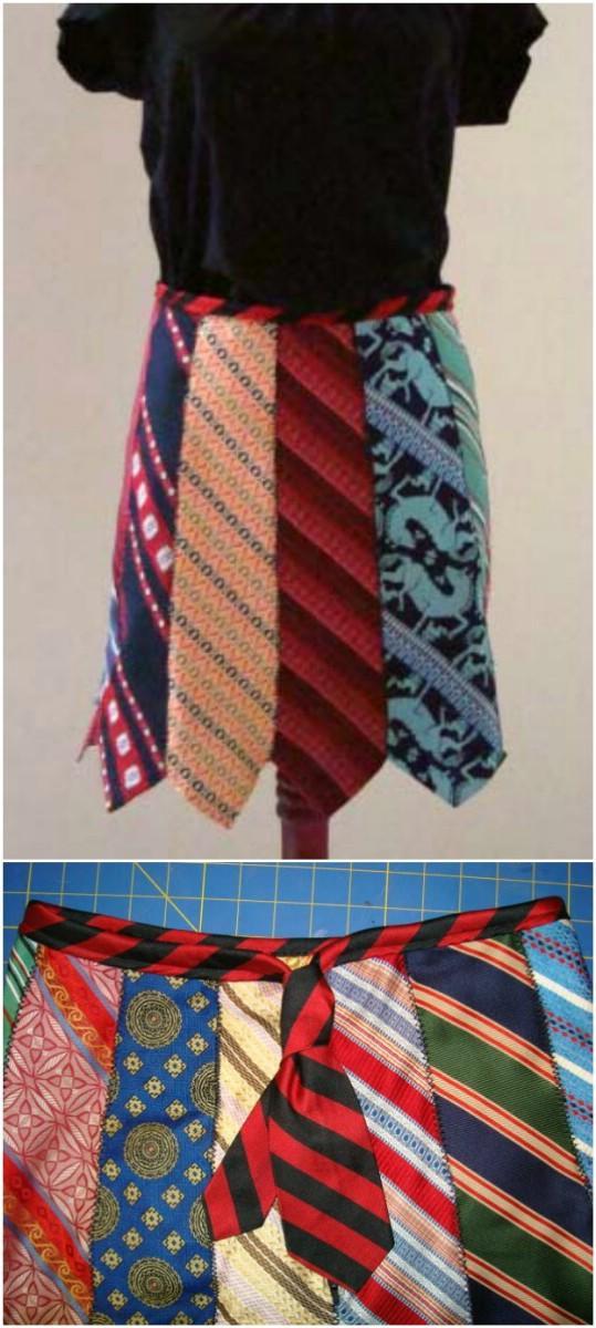 image12-28 | Что можно сделать из старых галстуков