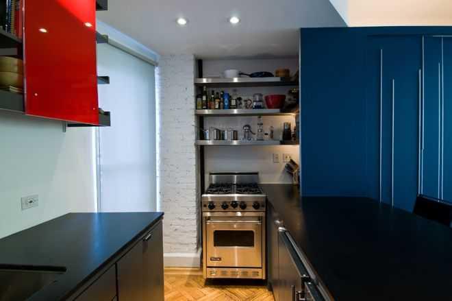 image14 | 10 примеров крохотных кухонь