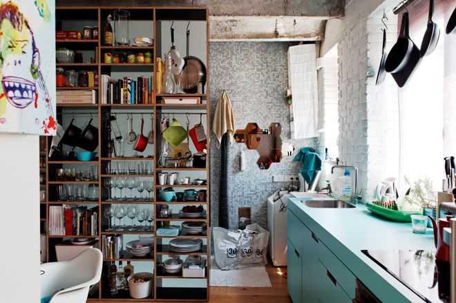 image17 | 10 примеров крохотных кухонь