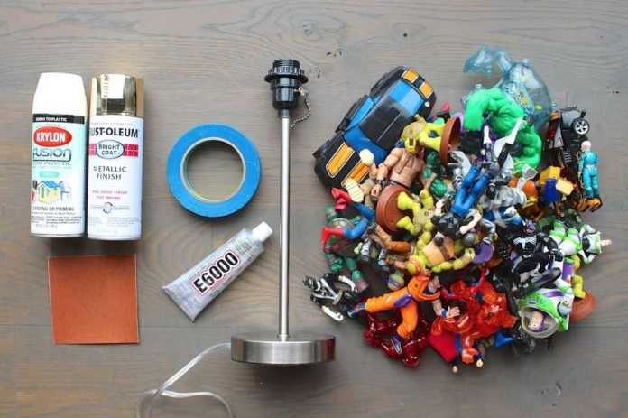 image2-21 | Идеи модного декора из старых детских игрушек