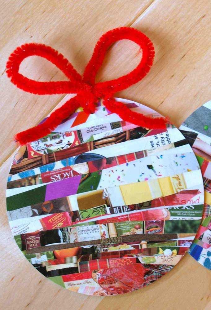image23-4 | Новогодние и Рождественские украшения из компакт-дисков