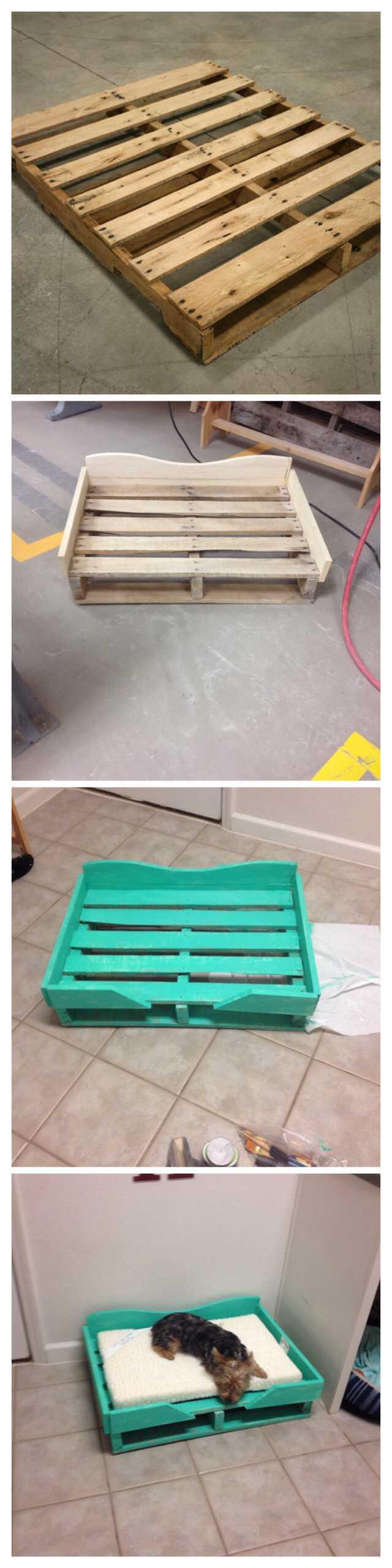 image26   Кровати для домашних животных из подручных материалов