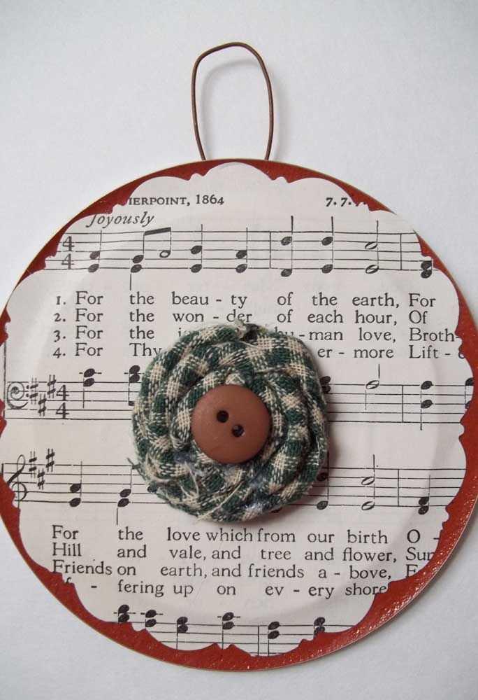 image3-33 | Новогодние и Рождественские украшения из компакт-дисков