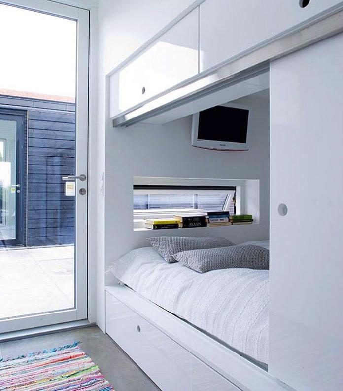 image32-1 | Идеи которые помогут спрятать гостевую кровать